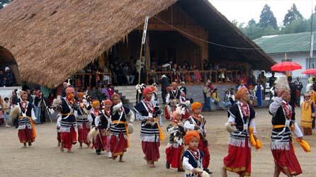 Males Dance