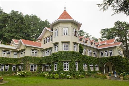 Destination Wedding at Woodville Palace in Shimla