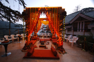 Best Places for Destination Wedding in Shimla