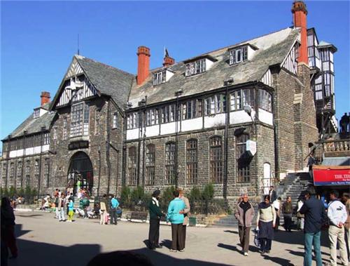 Government Offices in Shimla