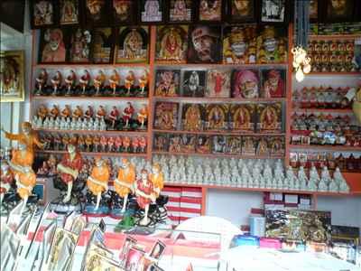 Shopping in Shirdi