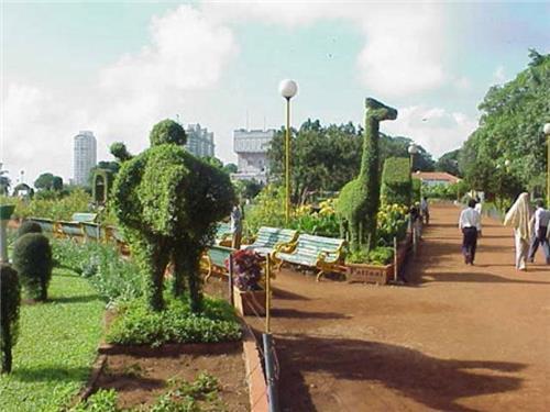 Nehru Park in Sikar