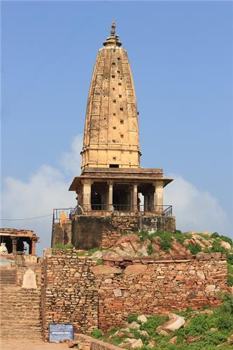 Harshnath Temple in Sikar