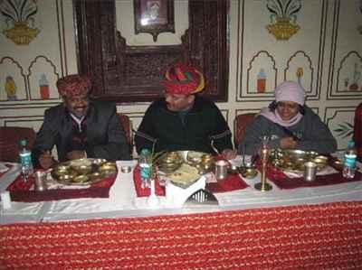 Food in Sikar