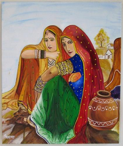 Mural Painting in Sikar