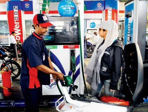 Petrol Stations in Singrauli