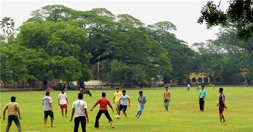 Sports activities in Singrauli