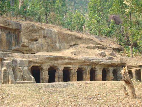 Caves in Singrauli