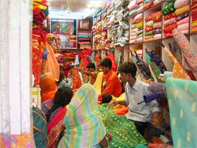 Shopping in Singrauli
