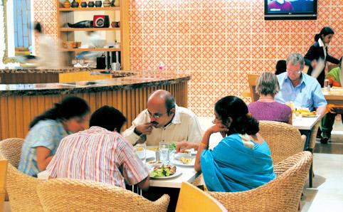 Restaurants in Singrauli