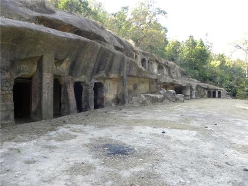 Rock Cut Architecture in Singrauli