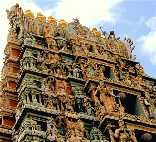 Famous temples in Sivakasi