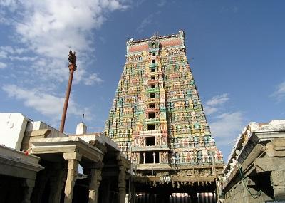 Srivilliputhur Temple