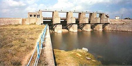Vembakottai Reservoir