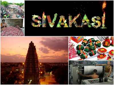 Information about Sivakasi Town