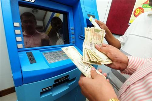 ATM Counters in Siwan