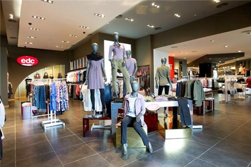 Apparel shops in Siwan