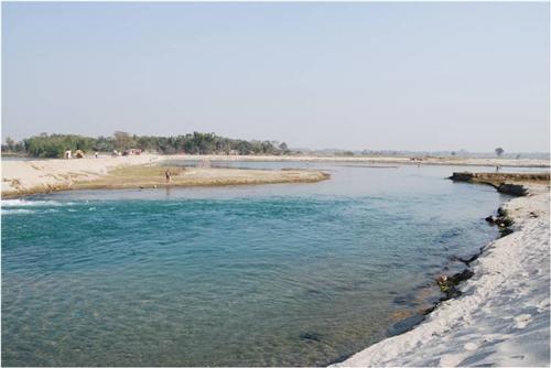 Rivers in Siwan