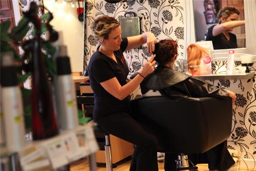 Beauty Parlors in Solan