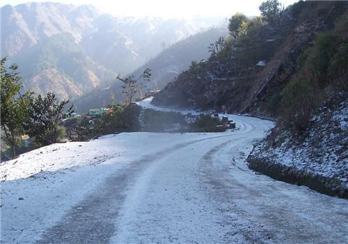 Distance from Solan