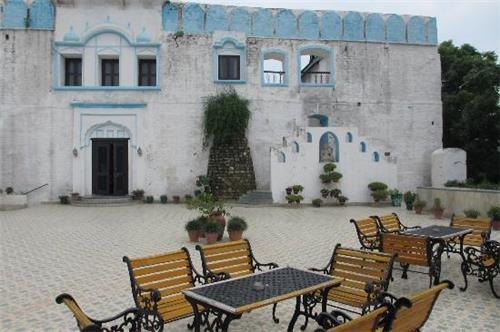 Nalagarh Palace, Solan