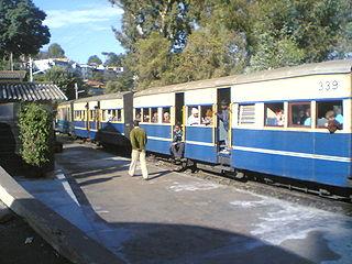 Solan Railway Station