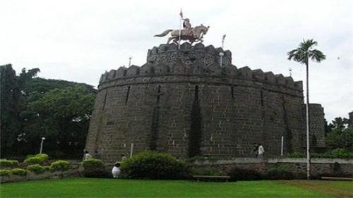 Bhuikot Fort in Solapur