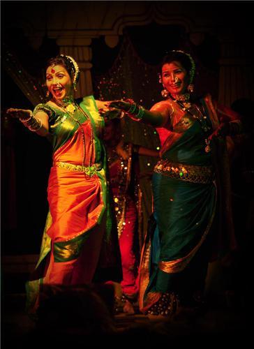 Dance in Solapur