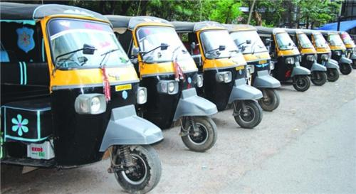 Local transport facilities in Solapur