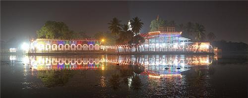 Shri Siddheshwar Temple in Solapur