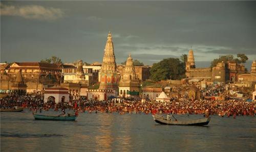 Vitthal Mandir in pandharpur, Solapur