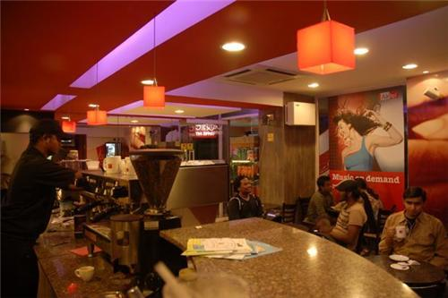 Coffee shops in Solapur