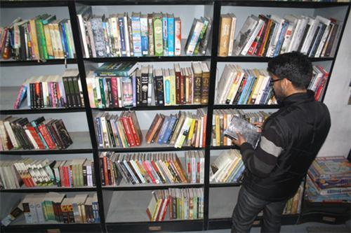Book stores in Srinagar