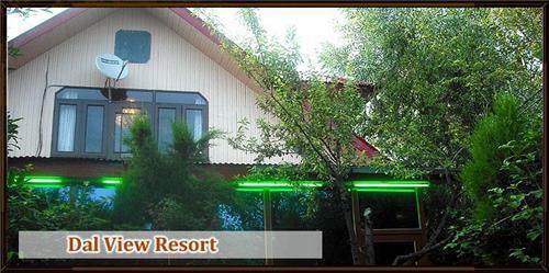 Dal View Resort in Srinagar