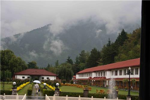 location of Dal View Resort in Srinagar