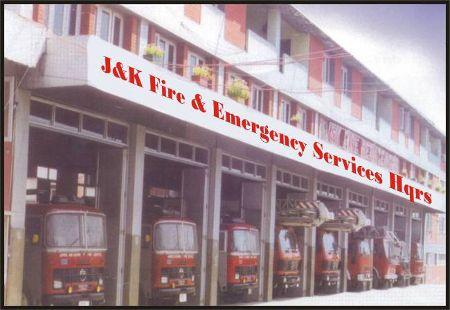 Fire Stations in Srinagar