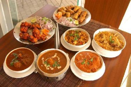 Staple Food in Srinagar