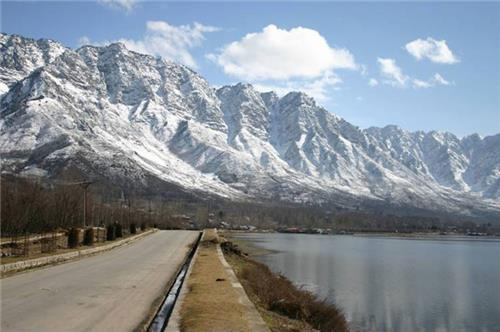 Geography of Srinagar
