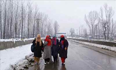 People of Srinagar