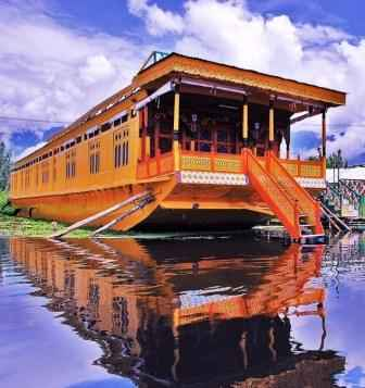 Tourism in Srinagar