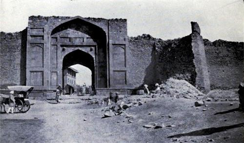 History of Kathi Darwaza