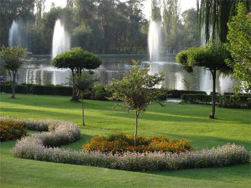 Jawaharlal Nehru Memorial Botanical Garden