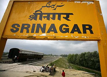 Srinagar Railway Station