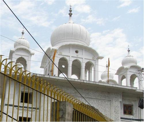Gurudwara in Rainwari