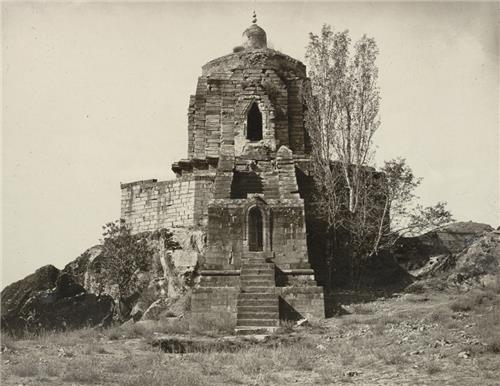 History of Sankaracharya Temple