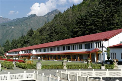 Gulab Bhawan in Srinagar