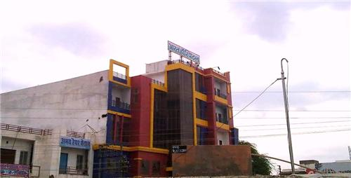 Hospitals in Sujangarh