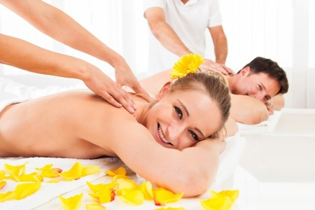 Refreshing Services at The Purple Spa & Hair Pamper in Surat