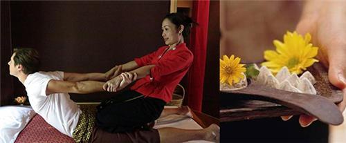 Special Thai Massage at The Thai Spa in Surat