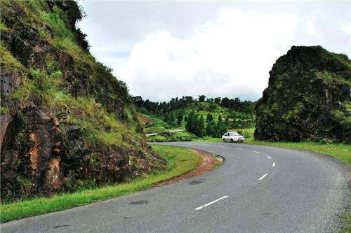 How to reach Tamenglong